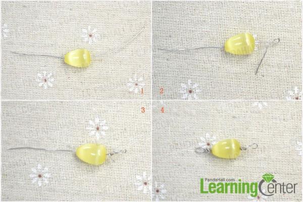 make bead links