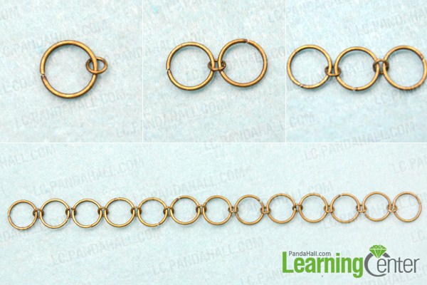 chainmaille jewelry pattern
