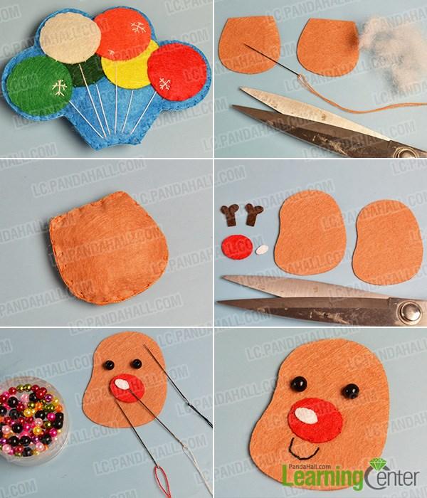 Make a bear head