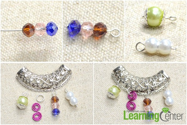 Step 2: Prepare bead charms