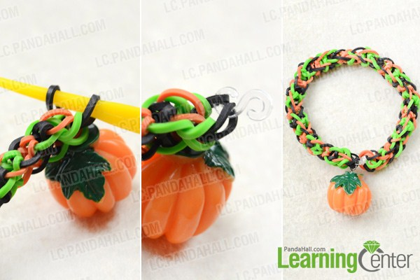 cool rubber band bracelet designs