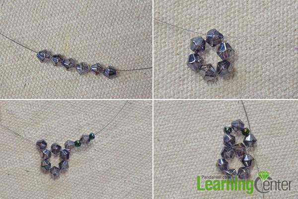 Bead basic pattern
