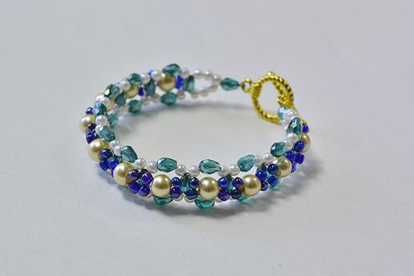Tutoriel Comment Faire Des Bracelets Faciles Avec Perles Perles Fantaisies