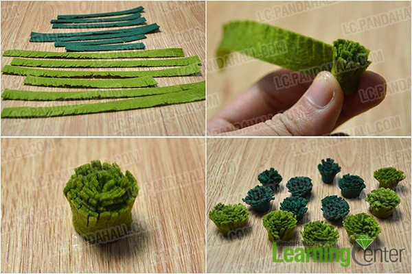 make leaves