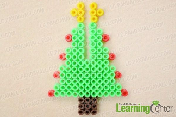 make basic 3d hama bead designs