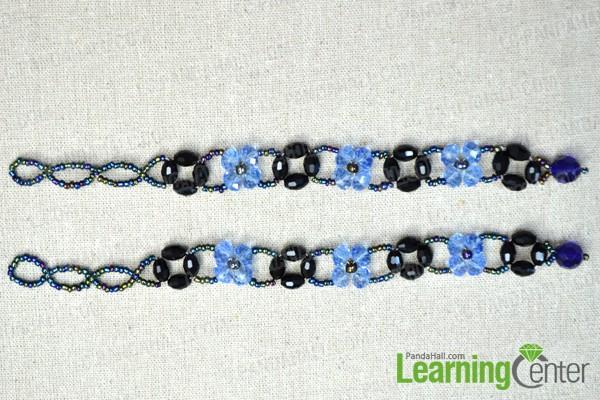 make aonther beaded bracelet