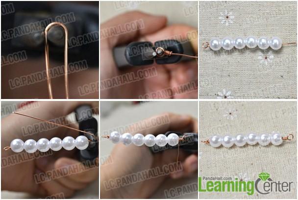 make pearl links