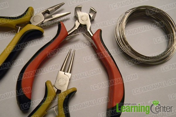 tools for making hoop earrings
