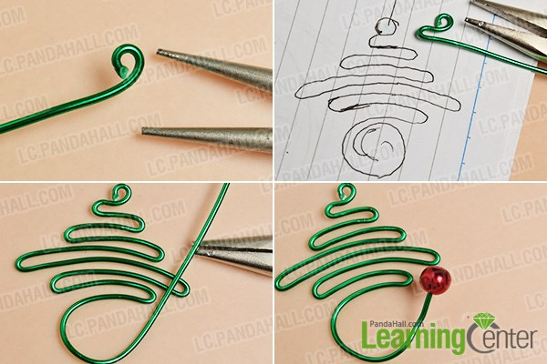 Step 1: Make the Christmas tree patterns