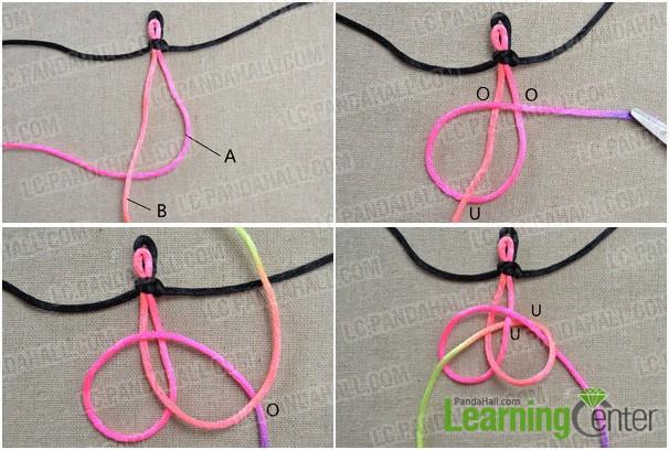 make snake knots
