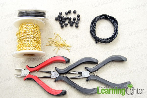 how to make a choker with beads