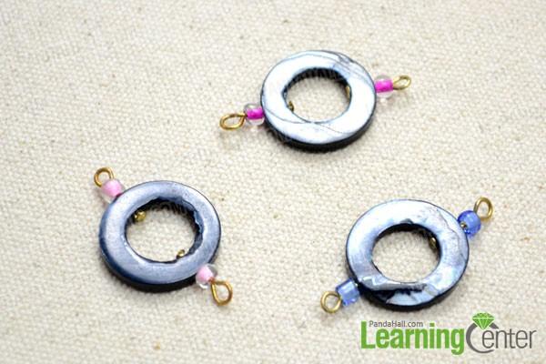 make 3 units for the bracelet