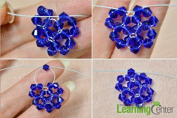 Diyhandwerk Wie Man Einfache Und Verstellbare Glas Perlen Ringe Für