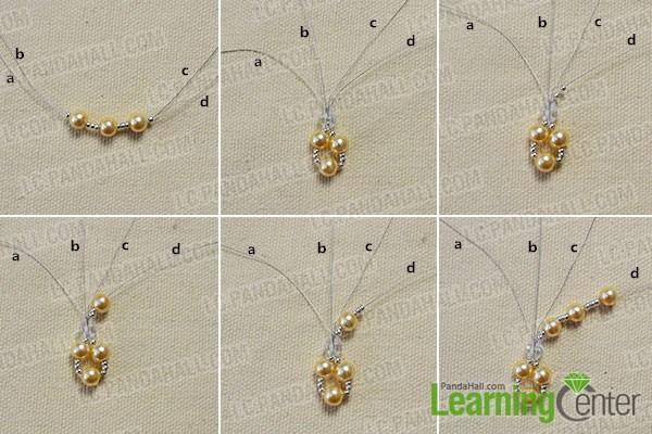 DIY Pearl Crystal Earrings - Instructions on Making Beaded Earrings for Beginners