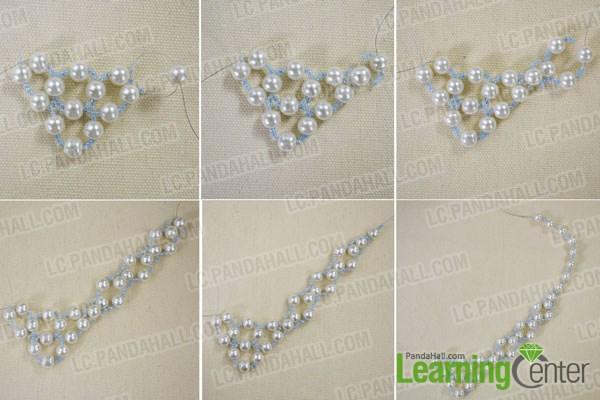 Handmade Pearl Jewelry Design-How to Make a Fashion Beaded Pearl ...