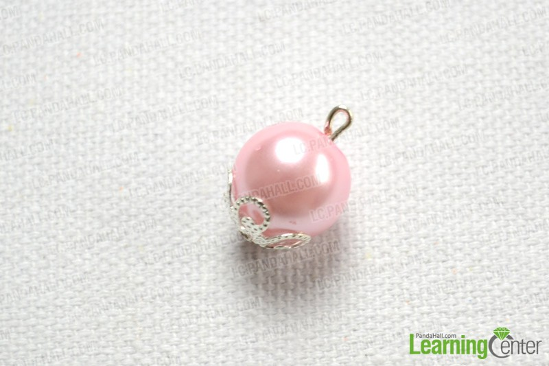 make pearl dangle
