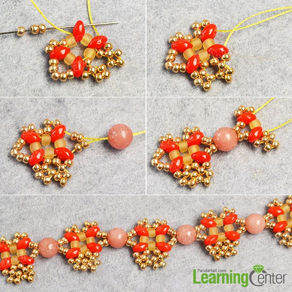 Make more bead patterns