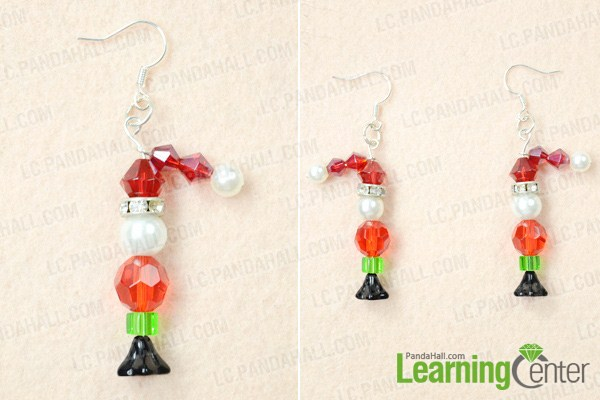 how to make cloth earrings