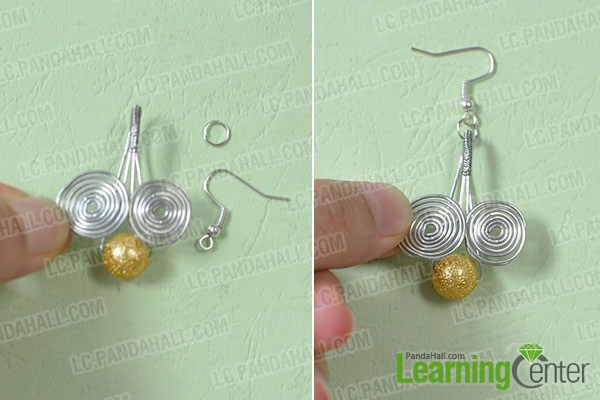 add earring hook