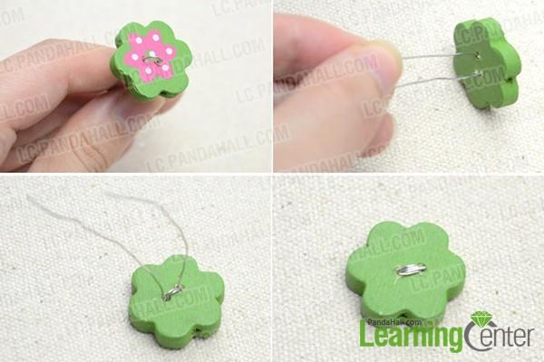 make the button pendant