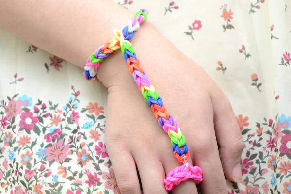 rubber loom bracelet designs