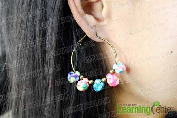 wear these pretty earrings for women on