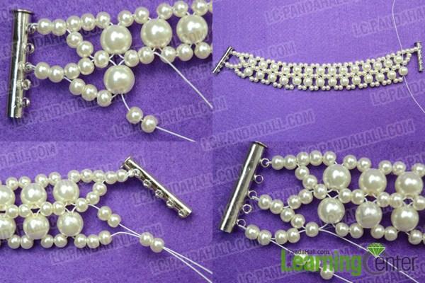 how to make wedding bracelets
