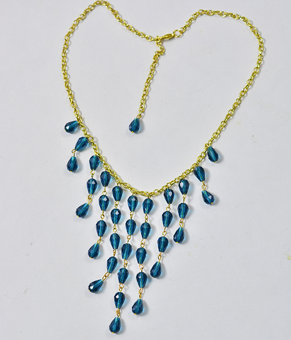 the final necklace