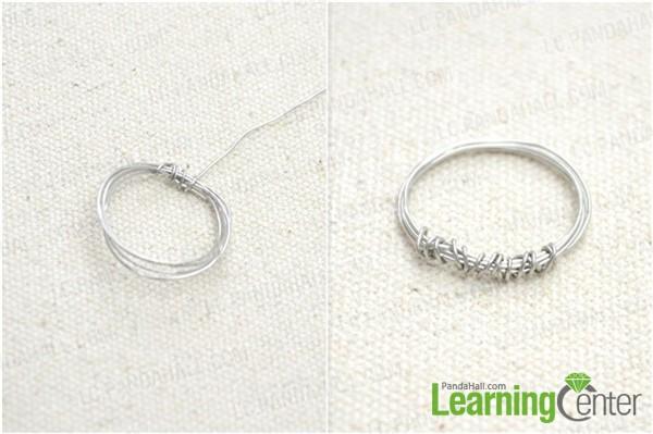 Make the ring loop