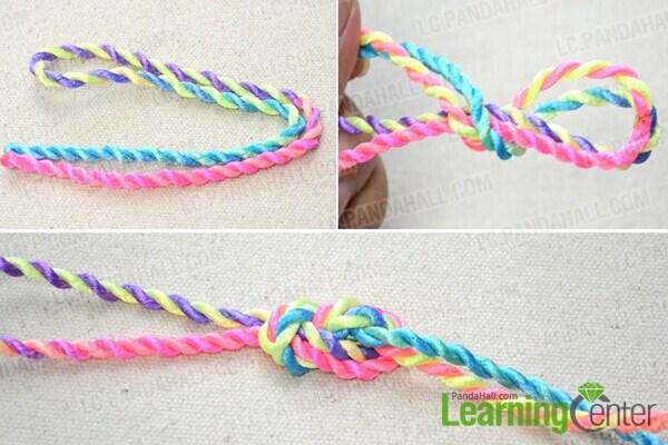 make a sailor knot