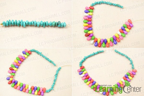 how to make a hawaiian necklace