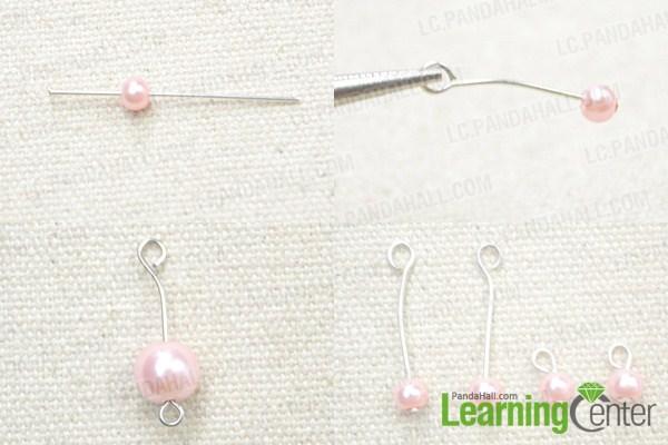 how to make wedding earrings