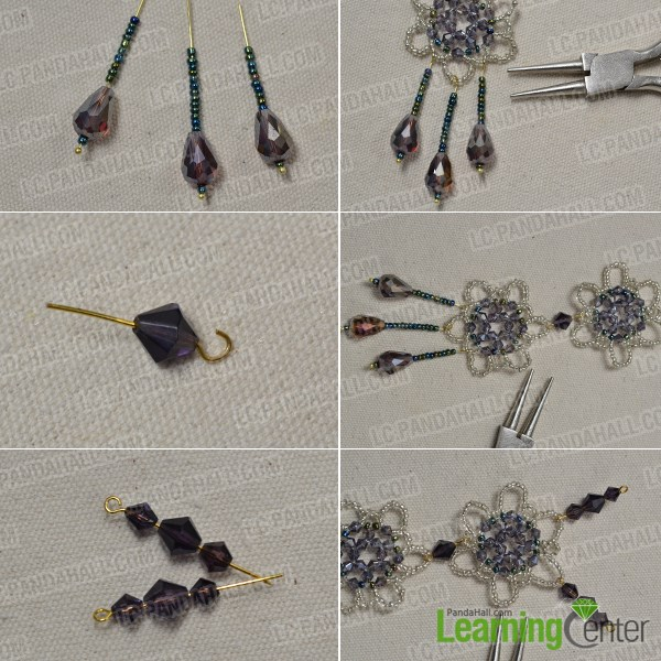 Connect the pendants