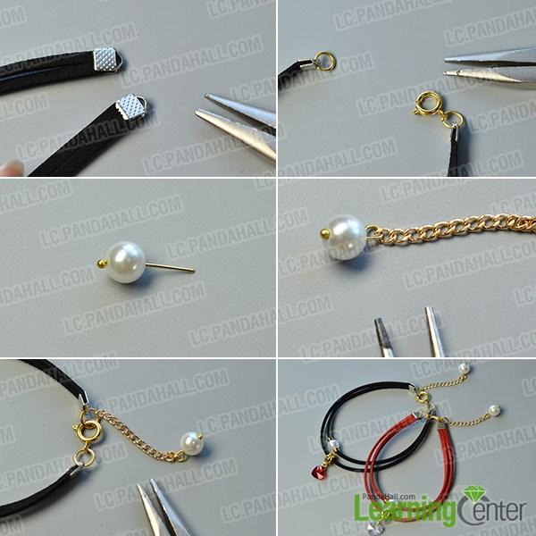 Complete the bracelet