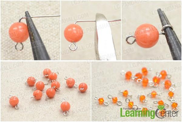 Step 1: Make bead links