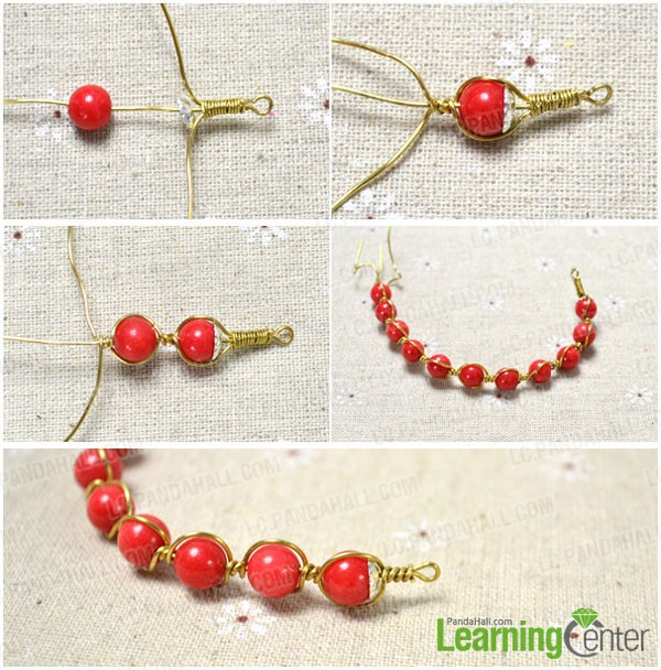 start beading and wire wrapping