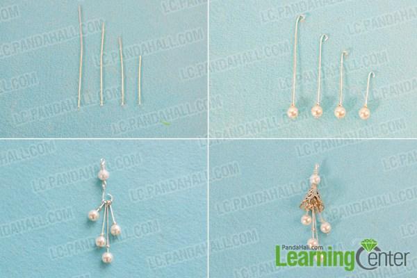 make enough dangles for silver flower dangle earrings