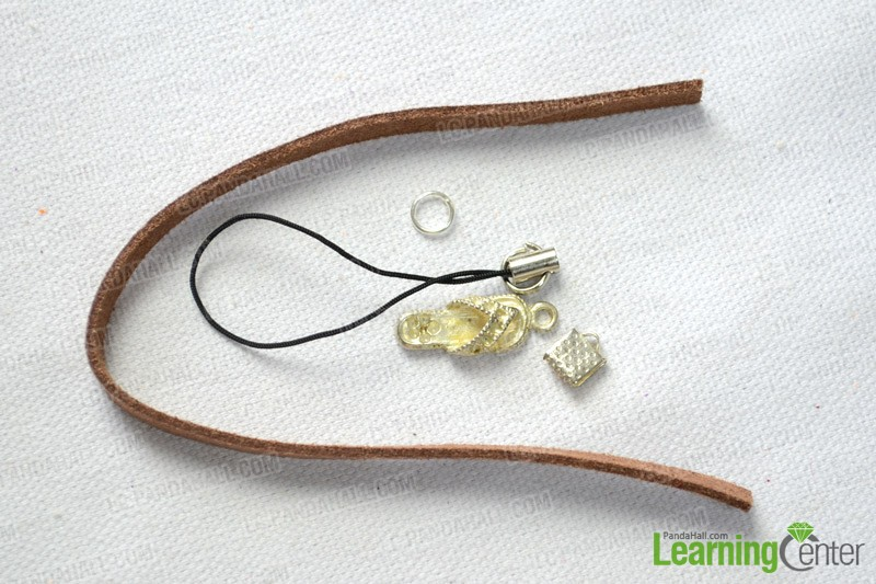 supplies needed in the Leather Mobile Chain