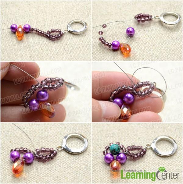 bead the basic unit of entire bohemian bracelet