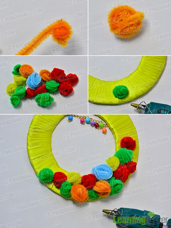 Pandahall Tutorial on How to Make Home Decoration Crafts for ...