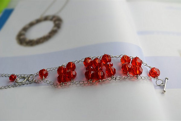 glass bead bracelet patterns