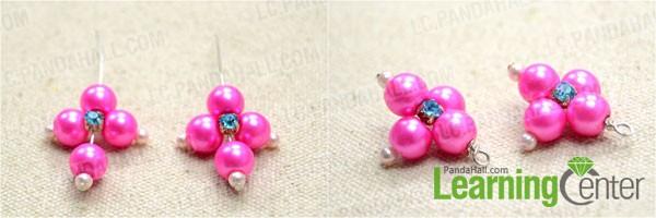 string beads on headpin