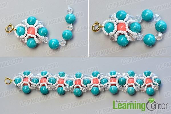 Make more bead patterns