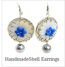HandmadeShell Earrings
