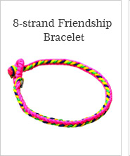 8-strand Friendship Bracelet