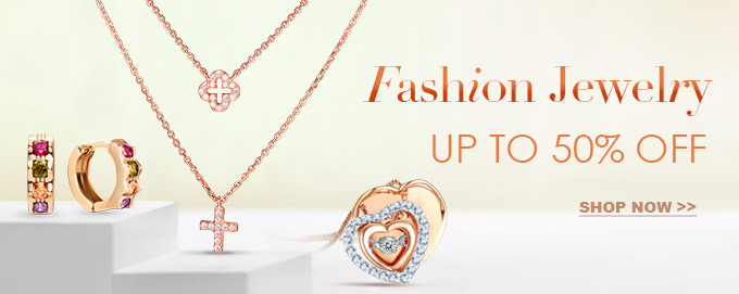 Fashion Jewelry Up to 50% OFF