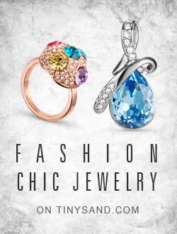 Fashion Chic Jewelry on TinySand.com