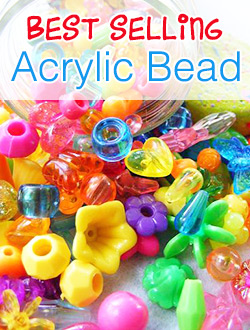 Best Selling Acrylic Bead