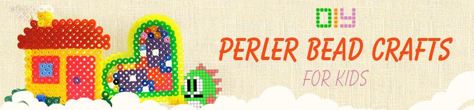 DIY Perler Bead Crafts for Kids