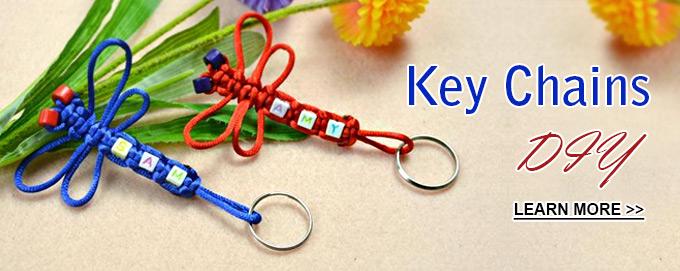 Key Chains DIY